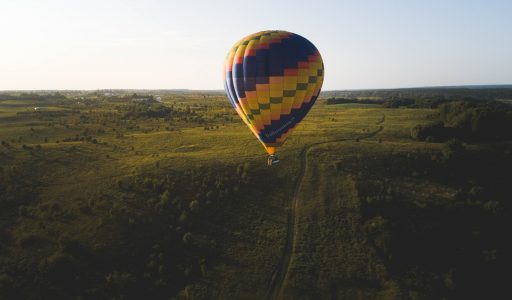 Hot air balloon Kenya safaris