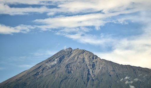 Climbing Mount Meru